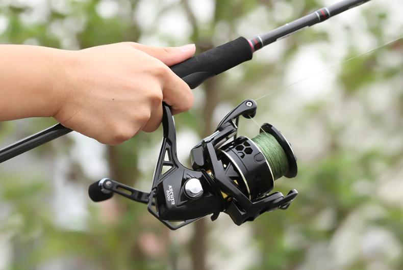 Топ лучших рыболовных катушек на Алиэкспресс и советы покупателям